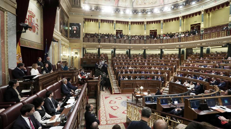 Photo of Homenaje a las víctimas del terrorismo en el Congreso