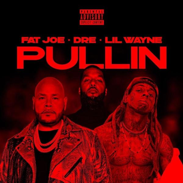 "Photo of Lil Wayne Joins Fat Joe and Dre for Marvin Gaye-Sampling ""Pullin"""