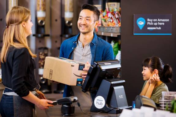 Photo of Amazon Counter serves up in-person pickup at retail stores