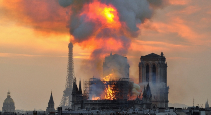 Photo of It only took a spark: Investigators give first findings on historic Notre Dame fire