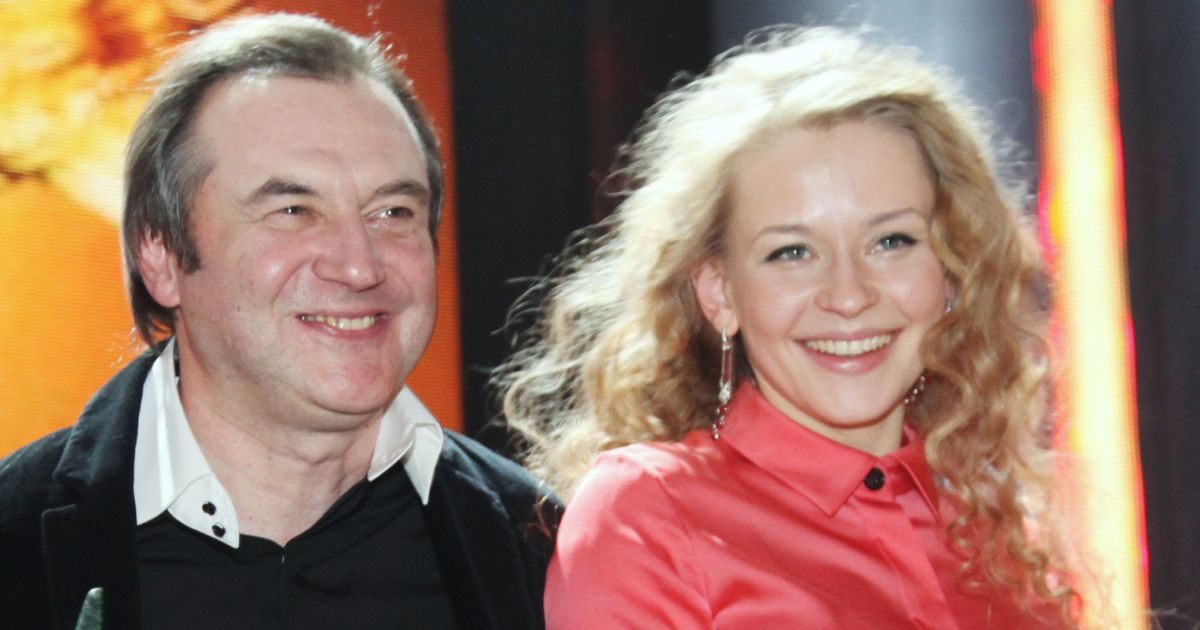 Фото Неравный брак. Российские звезды под 60 с юными женами