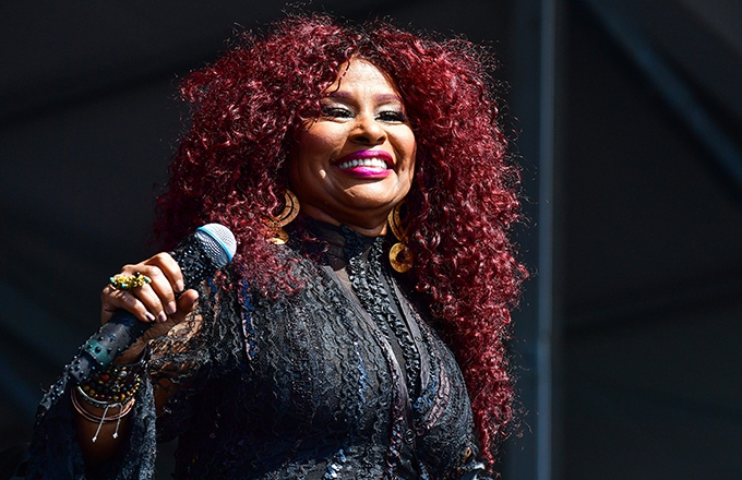 "Photo of Chaka Khan on Kanye West Sampling Her on ""Through the Wire"": 'I Thought It Was Stupid'"