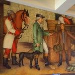 San Francisco School Will Cover Controversial George Washington Murals