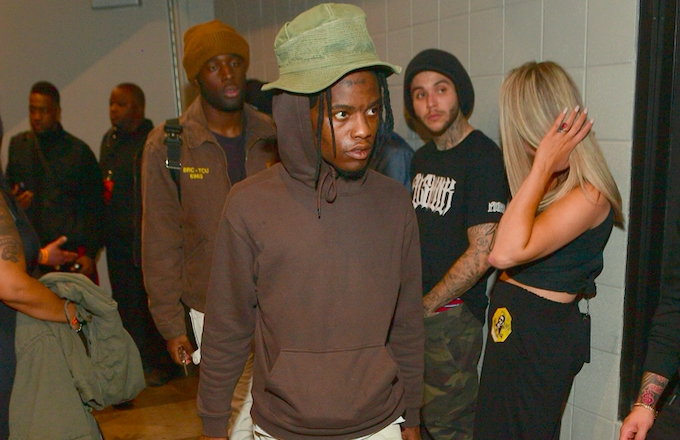 Photo of Ian Connor Says He's Going to Prison on Gun-Related Charges