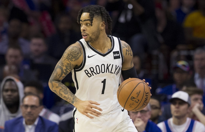 Photo of D'Angelo Russell Heading to Golden State on Sign-and-Trade Deal, Andre Iguodala to Grizzlies