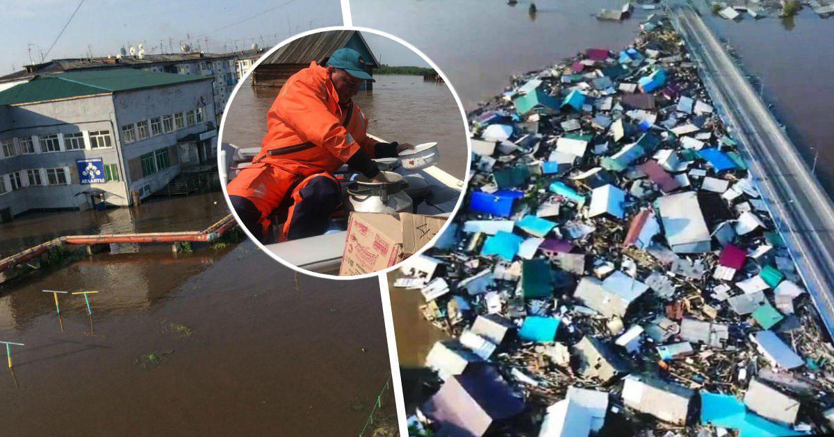 Фото Наводнение в Тулуне. Жертвы, последние новости и рассказы очевидцев. ФОТО