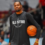 With Kevin Durant and Kyrie Irving, the Nets Become New York's True Team