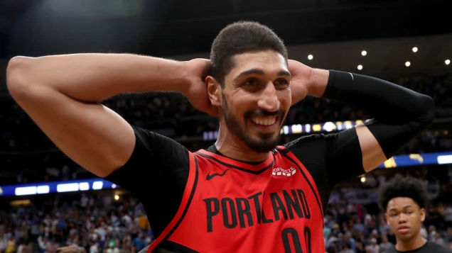 Photo of Enes Kanter Says The Blazers Gave Him Six Minutes To Consider Their Contract Offer