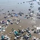 В Тулуне паводком уничтожено 1,2 тысячи домов