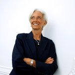 In Tense Times, 'Call in the Woman': Lagarde Will Lead the E.C.B.