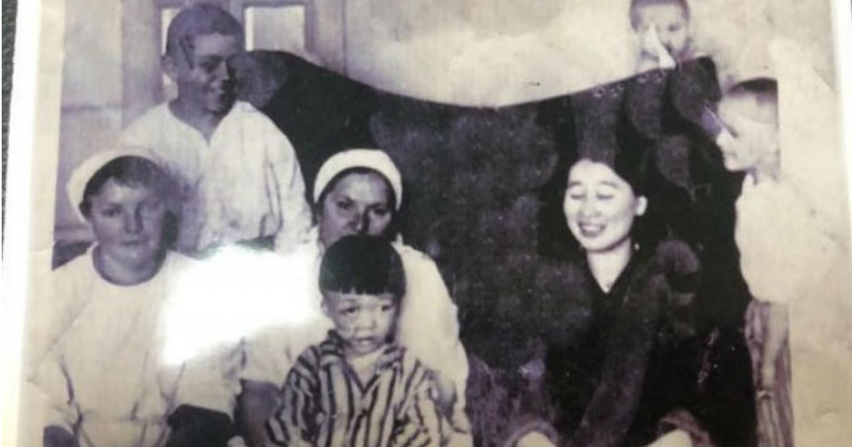 Китаец встретился с родней советских женщин, спасших его 60 лет назад