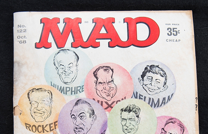 Photo of 'MAD Magazine' Will Stop Publishing New Content After 67 Years in Print