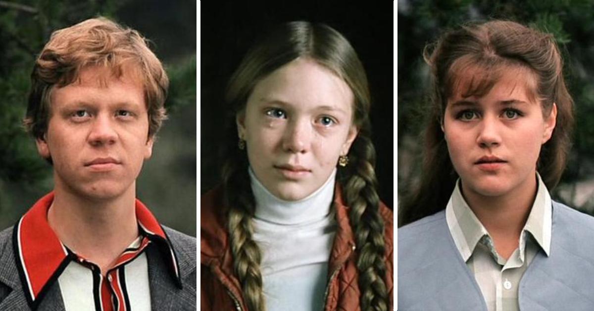 Сердца трёх. Что случилось с детьми Кузякина из фильма «Любовь и голуби»?