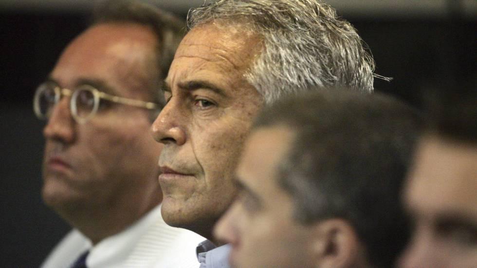 Photo of El multimillonario Jeffrey Epstein, arrestado por explotación sexual de menores