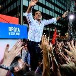 Long Economic Crisis Ushers In New Leadership in Greece