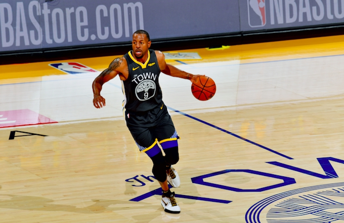Photo of Golden State Warriors to Retire Andre Iguodala's No. 9 Jersey