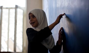 World leaders have 'a lot to answer for' over damning figures on education