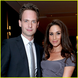 Photo of Patrick J. Adams Reveals How 'Suits' Will Address Meghan Markle's Absence When He Returns