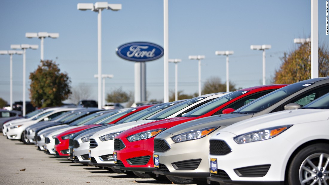 Photo of Ford is recalling 58,000 Focus cars