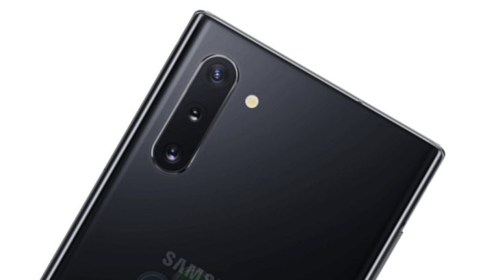 Photo of Galaxy Note 10 official photos leak showing off a crazy new color