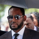 Photo of R. Kelly Arrested on Child Pornography and Other Federal Charges