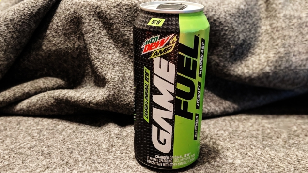 Photo of Mountain Dew Amp Game Fuel Is Terrible
