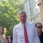 The Power Went Out. Where Was de Blasio?