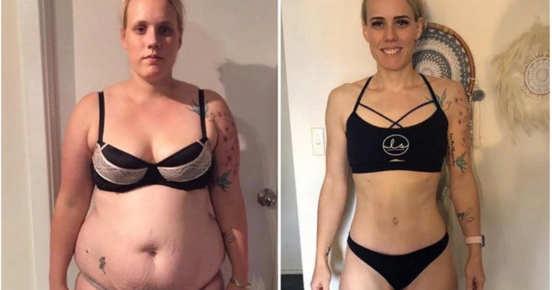 """""""Не могла на себя смотреть"""". Мать троих детей похудела на 60 килограммов"""