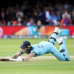 England's World Cup Nail-Biter Might Have Been the Greatest Cricket Match Ever
