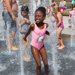 Heat Wave Is Hitting New York City