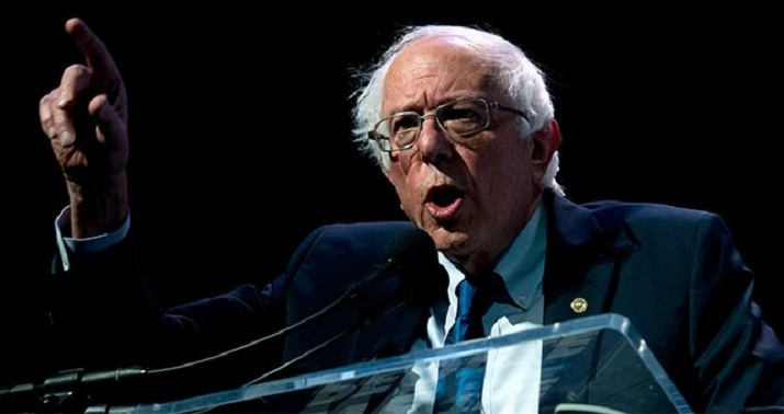 Photo of Sanders: You bet I'll be breaking up the tech giants
