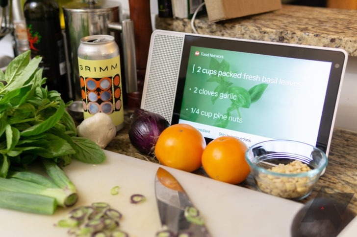 Photo of I wish Google's Smart Displays were the kitchen companions they promised to be