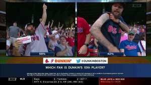 Photo of Dunkin' Poll: Which Red Sox Fan Is Tuesday 10th Player At Fenway Park?