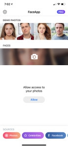 Photo of AI photo editor FaceApp goes viral again on iOS, raises questions about photo library access