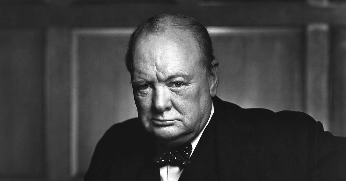 Пил, курил, спас Британию. Грехи и подвиги Уинстона Черчилля