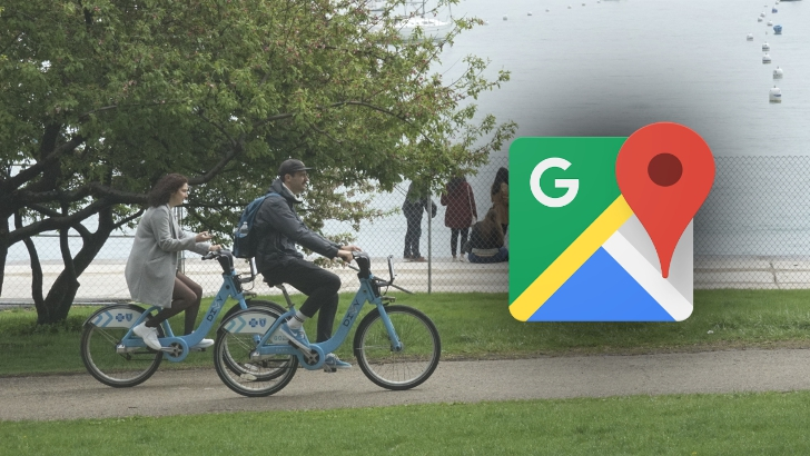 Photo of Google Maps now tracking live bikeshare vehicle availability in 24 cities