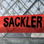 Louvre Removes Sackler Family Name From Its Walls