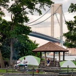 Camping on Staten Island, an Outdoor Adventure Without Leaving N.Y.C.