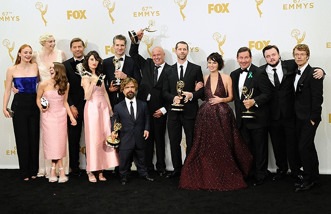 Photo of These Emmy-Nominated 'Game of Thrones' Actors Self-Submitted When HBO Didn't Enter Them