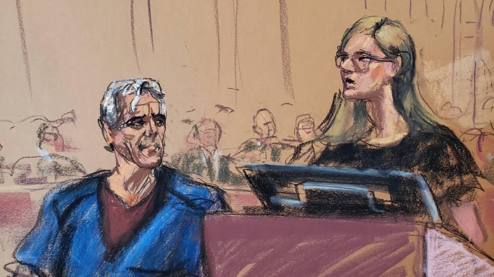 Photo of Epstein permanecerá en prisión hasta el juicio por explotar a menores