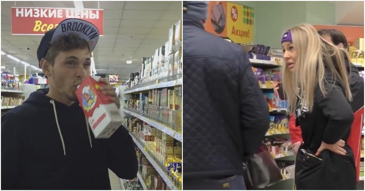 """Фото """"Не ну ачетакова?"""" 10 признаков быдло-покупателей в магазине"""