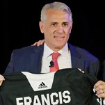 Seattle's New N.H.L. Team Chooses Ron Francis as G.M.