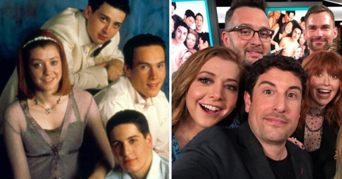 """Что стало с актёрами комедии """"Американский пирог"""" 20 лет спустя?"""