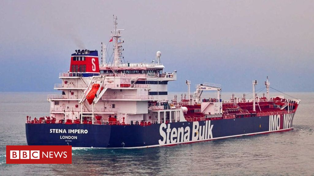 Photo of Iran seizes British tanker in Strait of Hormuz