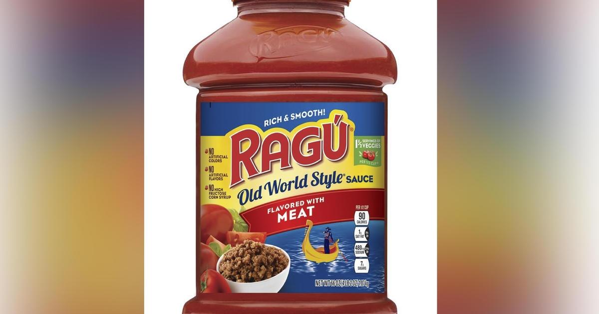 Photo of Ragu recalls pasta sauce over possible plastic contamination