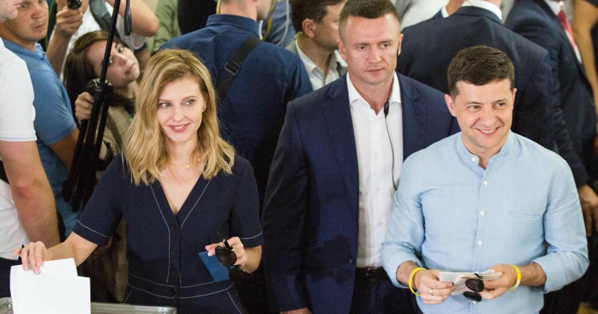Фото Партия Зеленского одержала победу на выборах в Раду с 42% голосов изибрателей - ЦИК