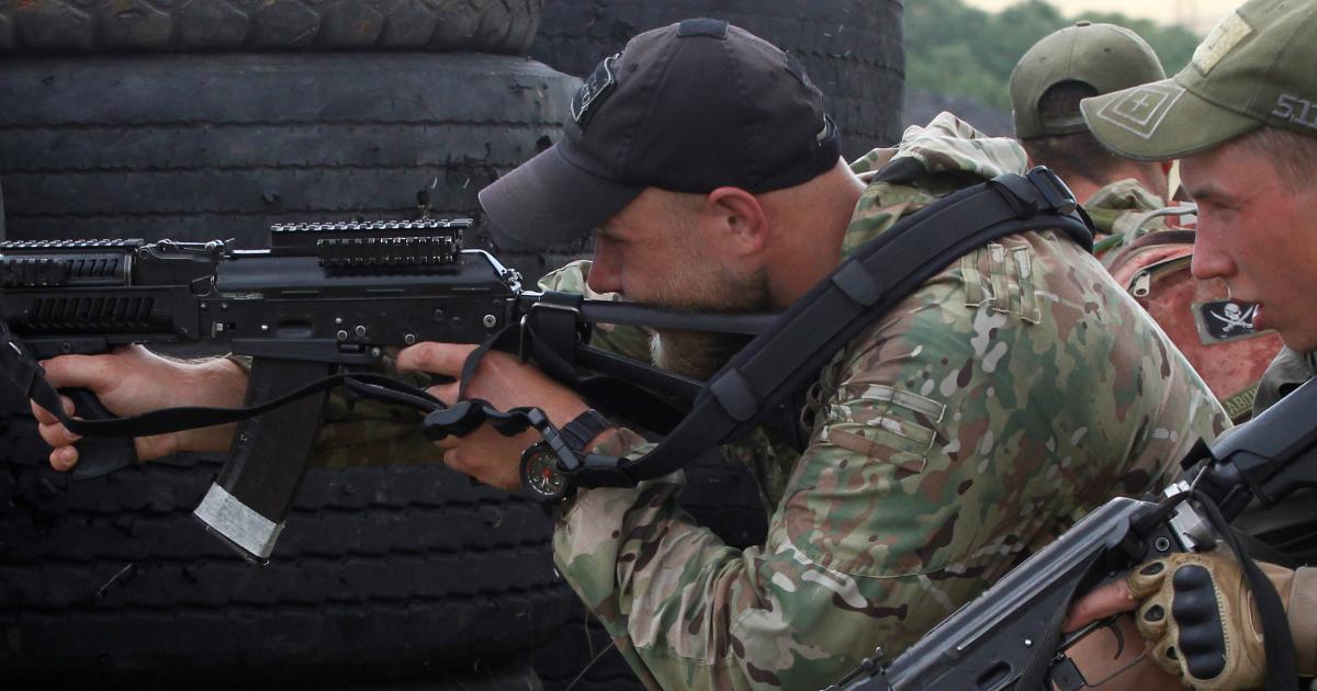 Фото Трое военных из Украины утонули на глазах инструкторов НАТО