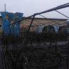 В Хабаровском крае сгорел детский палаточный лагерь, один ребенок погиб