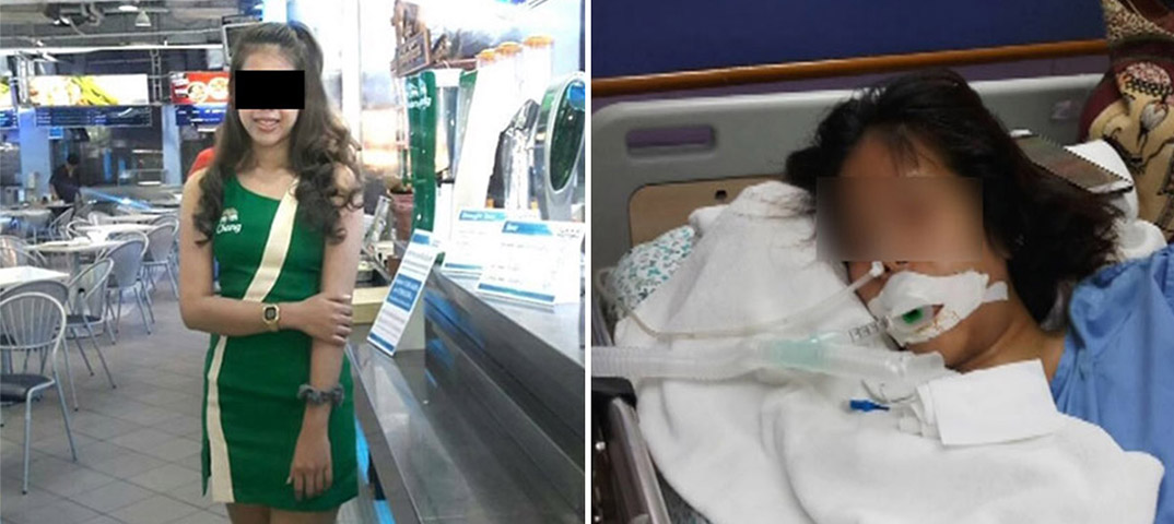 Последний массаж. Девушка впала в кому и потеряла ребенка