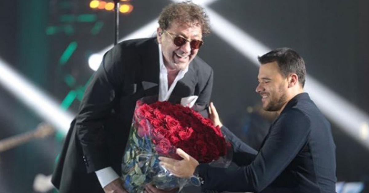 Фото Главу МВД Латвии подвергли резкой критике за посещение концерта Лепса